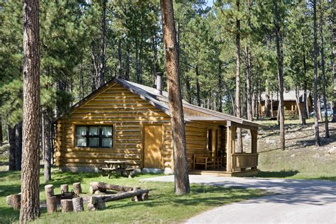 Custer State Park Cing Cabins by Open Dates Blue Bell Lodge July 13 14 187 Custer State