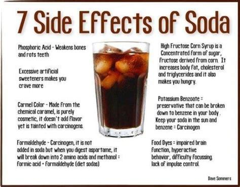 What Side Effects Does Detoxing From Soda by Dr Oz S 28 Days To Stopping Soda Addiction Fit Tip Daily