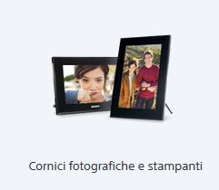 cornici fotografiche digitali come aggiornare il software firmware delle cornici