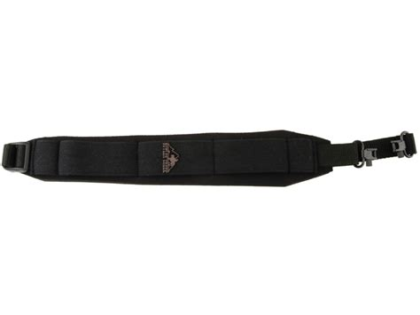 Butler Creek Comfort Stretch Rifle Sling by Butler Creek Comfort Stretch Sling Sewn In Swivels Mpn 81013