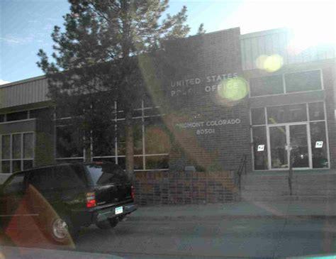 longmont co post office photo picture image colorado