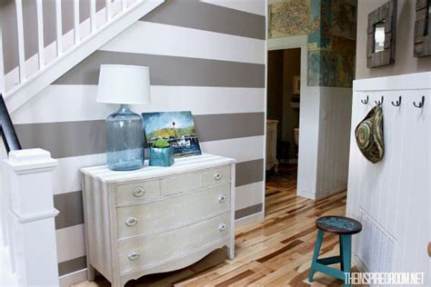 how to paint horizontal stripes on a bedroom wall 183 best color block and striped walls images on pinterest stripe walls striped
