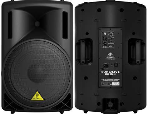 Speaker Subwoofer Behringer behringer eurolive b215d behringer speakers b215d
