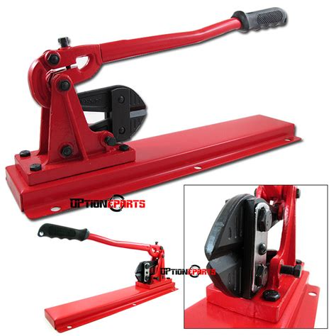 bench top bolt cutter heavy duty 24 quot work bench top bolt cutter chain threaded