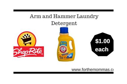 arm and hammer laundry detergent coupons march 2018