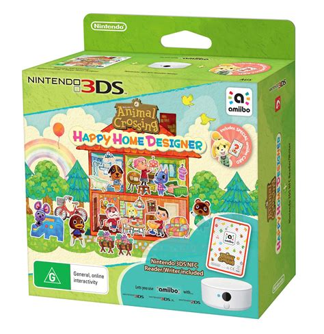 happy home products animal crossing happy home designer nfc reader writer