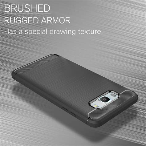 Samsung Galaxy A3 2016 Soft Hybrid Shockproof Slim Armor shockproof rubber soft slim tpu cover for samsung galaxy j5 prime j7 prime