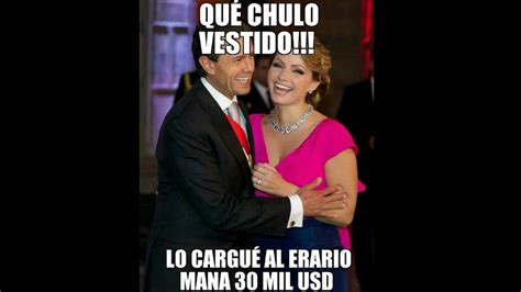 imagenes memes de angelica rivera ang 233 lica rivera vestido de primera dama mexicana es