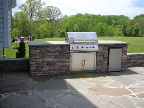 How To Build An Outdoor Kitchen Island outdoor kitchen design harford baltimore county md