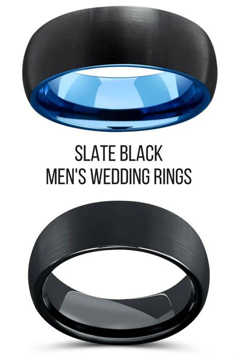 Top 25  best Men wedding rings ideas on Pinterest