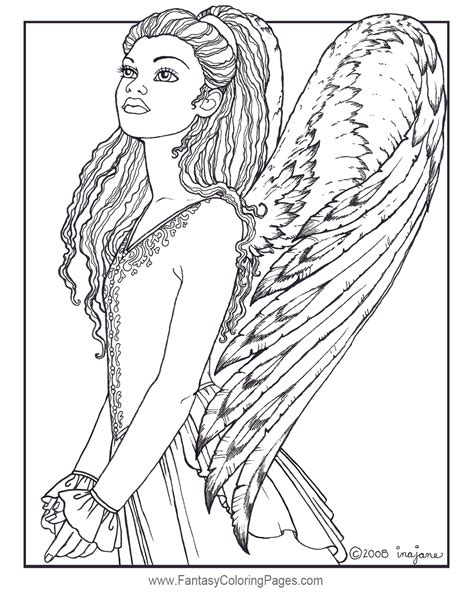 fantasy coloring pages free sle pack fantasy coloring
