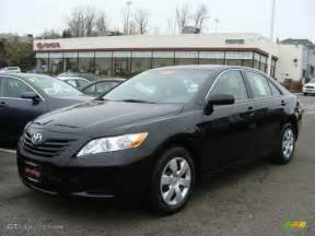 Toyota Camry 2007 Mileage Black 2007 Toyota Camry Mpg Best Car To Buy