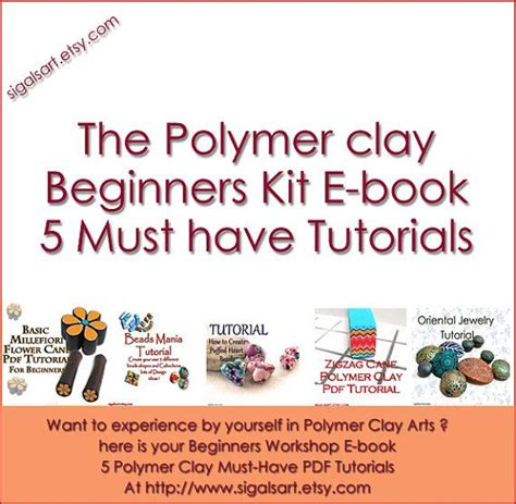 c tutorial for beginners pdf ultimate beginners guide polymer clay tutorials e book