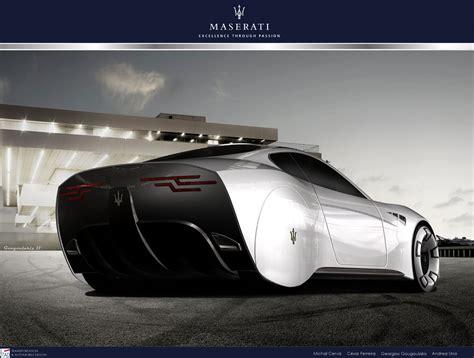 future cars 2020 maserati granturismo 2020 concept car body design