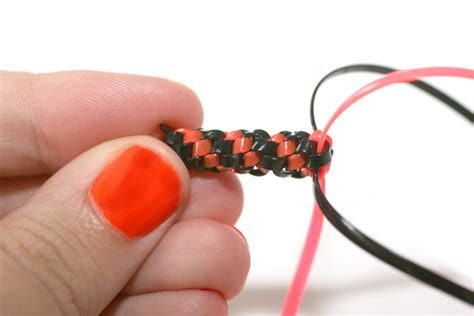 How To Do String - s fashion do it yourself plastic bracelet