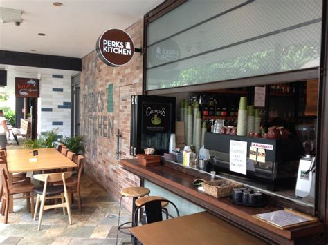 Garden City Cafe Perks Kitchen Brisbane
