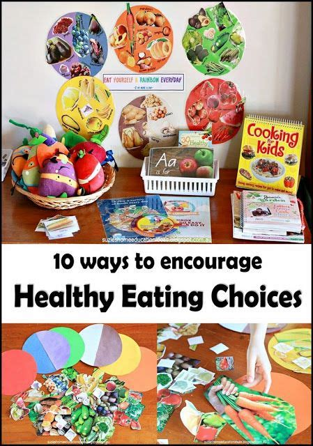 10 Ways To Eat More Healthy by 10 Ways To Encourage Healthy Choices Choices
