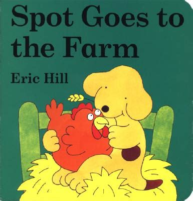 Warne Import Spot Goes Shopping By Eric Hill Buku Anak spot goes to the farm board book board books quail