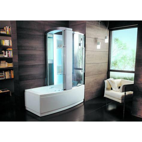 hydromassage baignoire ensemble baignoire avec fonction hydromassage teuco