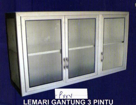 Lemari Piring Aluminium 700px
