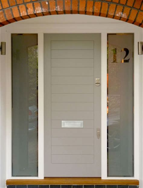Front Doors Creative Ideas Contemporary Composite Front Doors Exterior Doors Uk