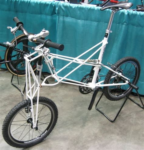 Handmade Mountain Bikes - more pics from na handmade bicycle show bikerumor