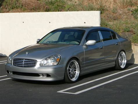 nissan infiniti 2002 2002 infiniti q45 information and photos momentcar