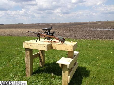 shooting tables for sale armslist for sale shooting table stand