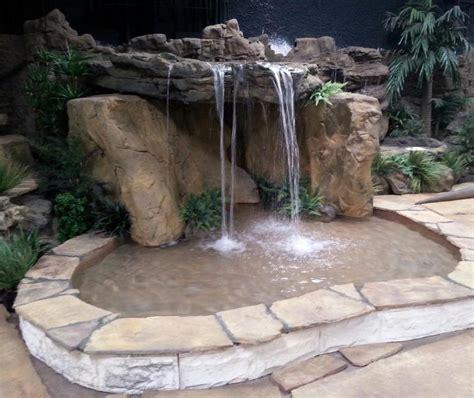 Pool Waterfalls Grotto Rock Formation   Swimming Pool