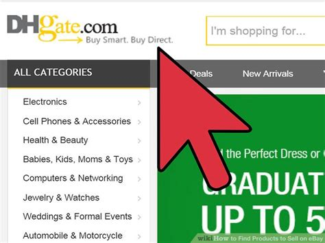 How To Sell On Ebayiii Step By Step Guide Through by How To Find Products To Sell On Ebay 9 Steps With Pictures