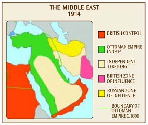 middle east map 1914 index of mideast info maps