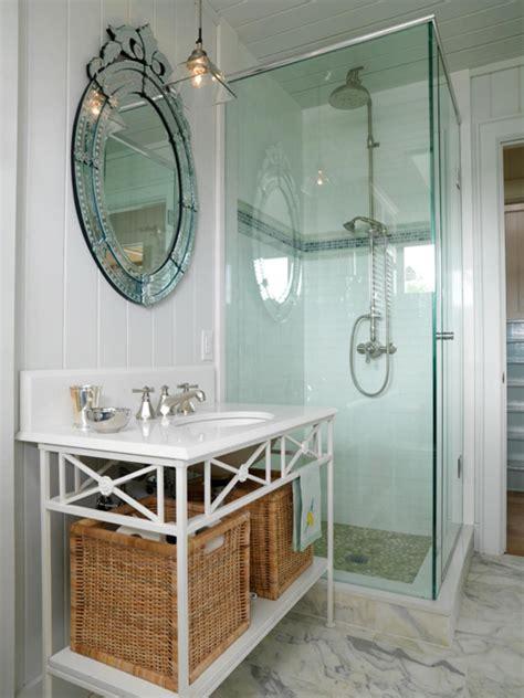 clever bathroom ideas 12 clever bathroom storage ideas hgtv