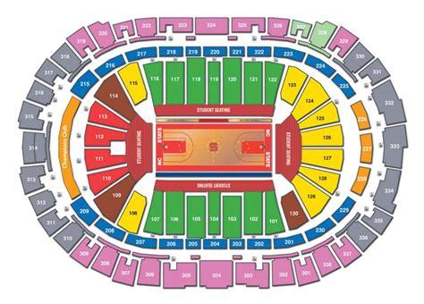 of florida basketball arena seating chart