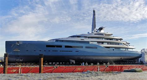 yacht aviva newest aviva appears at a r megayacht news