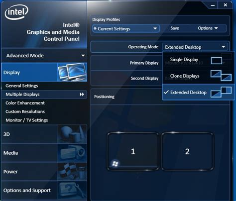 Vga Intel Hd Graphics Family display how to connect laptop 1366x768 to fullhd monitor using vga user
