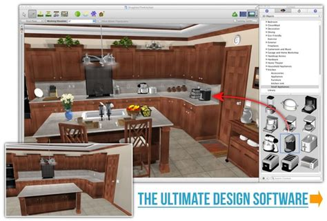 kitchen interior design software 23 best home interior design software programs free paid