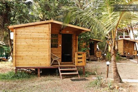 would you live simply in this micro cabin tiny house pins