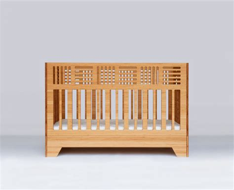 Caravan Crib Caravan Crib Modern Solid Wood Convertible Modern Convertible Crib