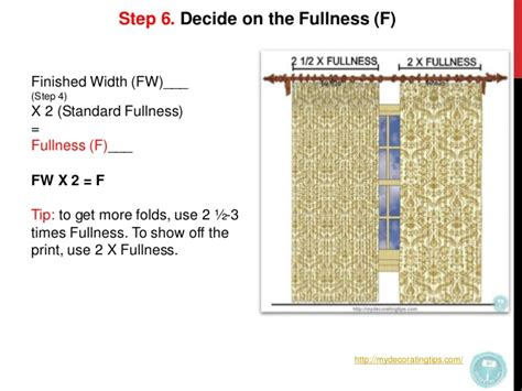 yardage for curtains the ultimate guide how to calculate yardage for curtains