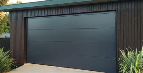 Overlap Trackless Garage Doors Scotty Doors Ltd Trackless Garage Door