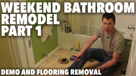 weekend bathroom remodel maxresdefault jpg