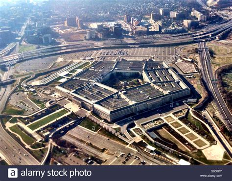 Photo Op The Pentagon by Aerial Of The Pentagon Stock Photo Royalty Free
