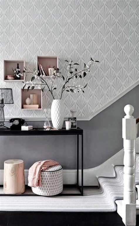 moderne tapeten für wohnzimmer wohnzimmer graue wandfarbe
