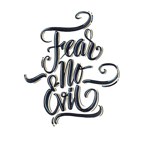fear no evil tattoo 50 best gods goddess images on