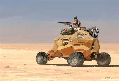 desert military jeep british army vehicle picture 2d automotive gun vehicle