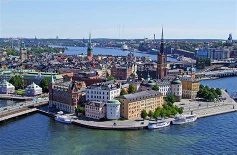 schweden bilder stockholm
