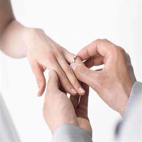 why wedding ring is worn over 4th finger slide 1 ifairer com