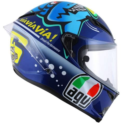 Helm Agv Shark valentino agv corsa shark helmet misano 2015