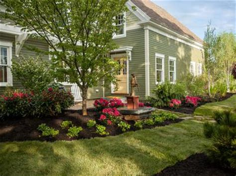 New House Garden Ideas Hgtv Front Yard Landscaping Ideas Quotes