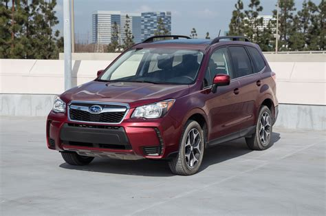 Subaru Forester Seating by 2014 Subaru Forester 20xt Interior Front Seating 338532